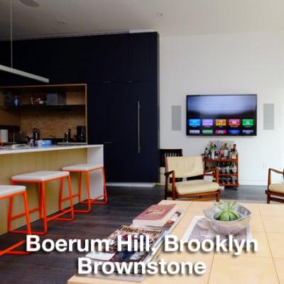 Boerum Hill Brownstone