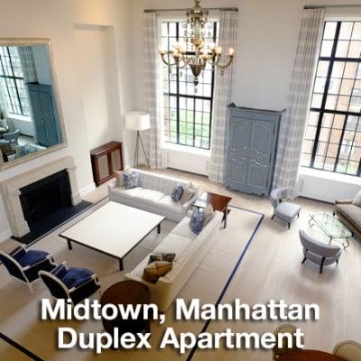 Midtown Manhattan Duplex