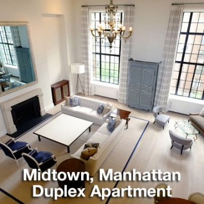 Midtown Manhattan Duplex